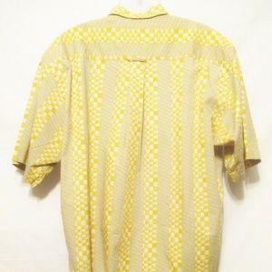 Catchit Shirts - CATCHIT Authentic Vintage 90s Mens Casual Shirt XL